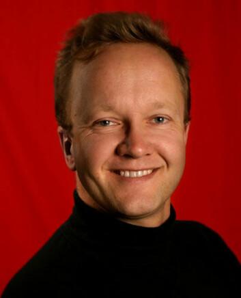 Bjørn Ivar Kruke. (Foto: Elisabeth Tønnessen)