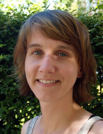Cathrine Holst. (Foto: Kristin Engh Førde)