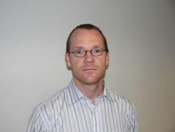 Genetiker Kevin Glover på Havforskningsinstituttet.