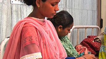 Abort av jenter har økt i India