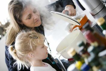 """""""Idealet er at barnevernet skal gi barn en stabil situasjon å vokse opp i. (Illustrasjonsfoto: www.colorbox.no)"""""""