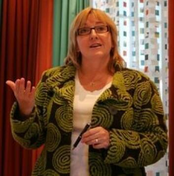 Personsentrert omsorg har blitt et «buzzword», mener Dawn Brooker.