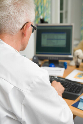 Implanterte sensorer gjør at signalene kroppen sender ut kan registreres hvor som helst - via nett. (Illustrasjonsfoto: Colourbox)