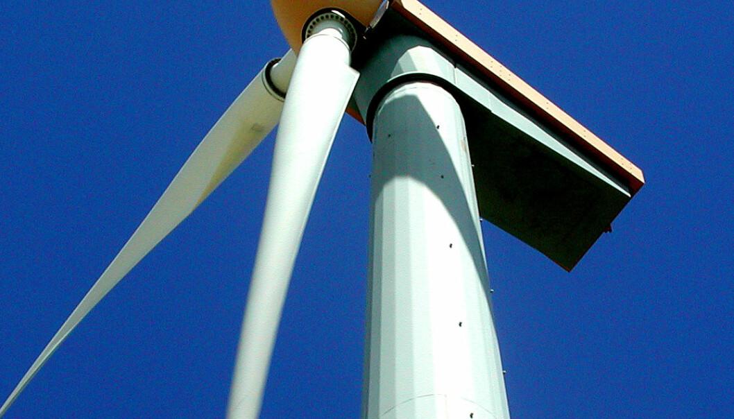 Hvorfor har vindmøller tre vinger?