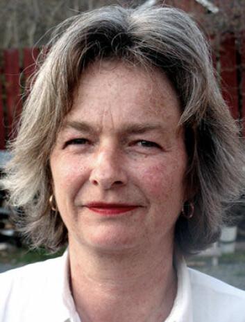 Inger Utne ved Høgskolen i Oslo har forsket på hvordan kreftpasienter takler smertene. Nylig disputerte hun for doktorgraden.