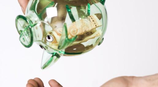 Bakgrunn: Hvordan påvirker renter sparing?
