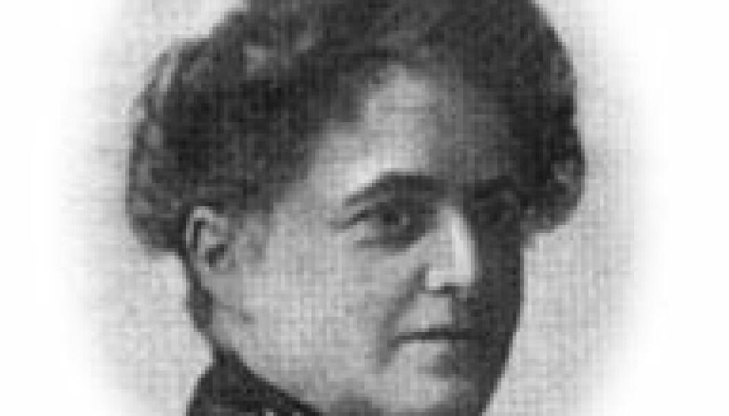 Margrethe Munthe. (Foto: Munthegaarden)