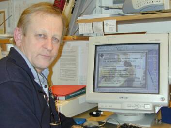 """""""Professor Trond Ø. Jørgensen ved Norges fiskerihøgskole (NFH) leder bioprospekteringsprogrammet."""""""