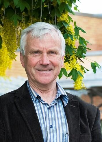 Høgskoledirektør Olav Refsdal. (Foto: Høgskolen i Vestfold)