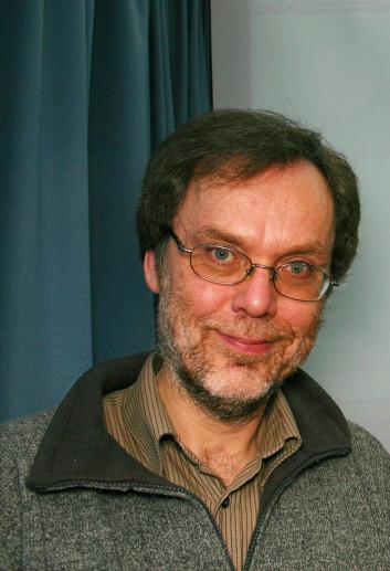 """""""Øystein Sørensen. Foto: Andreas R. Graven."""""""