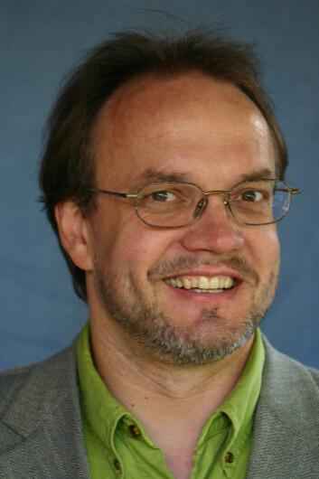 Karl Henrik Sivesind. (Foto: ISF)