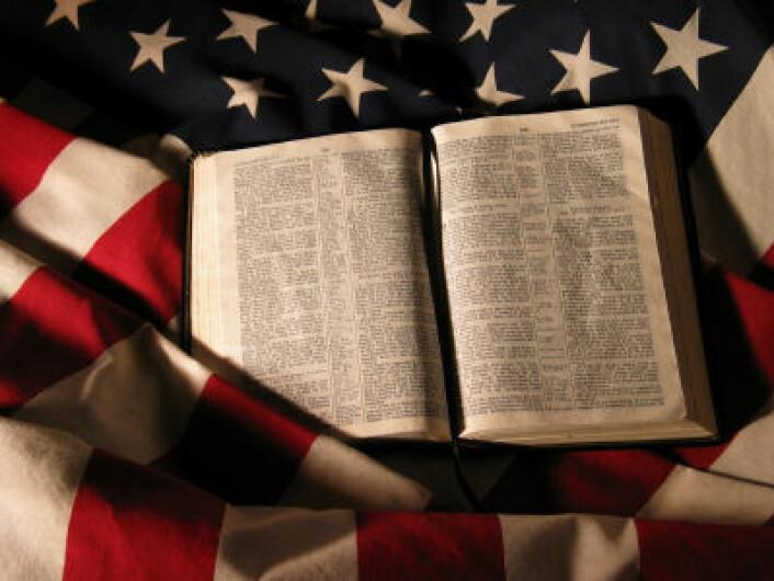 """""""Putnam mener religion kan bidra positivt til demokratiet, men ikke i for store doser. (Illustrasjonsfoto: iStockphoto)"""""""