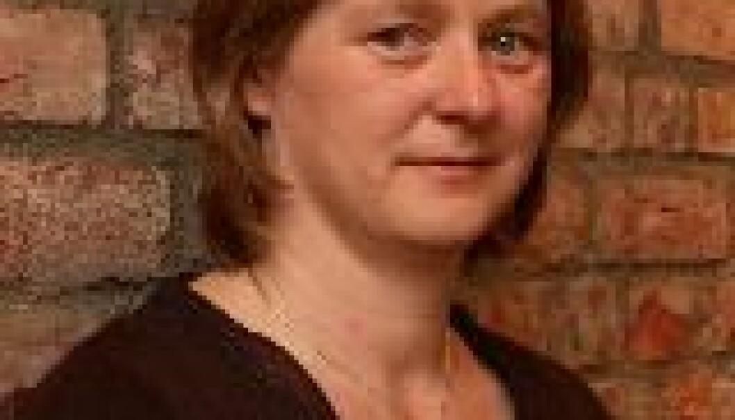 """""""Seniorforsker Gunn Elisabeth Vist ved Kunnskapssenteret. Foto: Ellenor Mathisen."""""""
