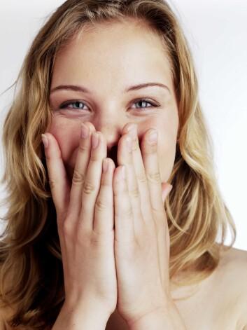 """""""Én studie antyder at selv det å tenke på å gjøre noe morsomt kan øke velvære og føre til optimisme. (Illustrasjonsfoto: www.colourbox.no)"""""""