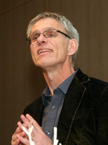 Paul Bjerke. (Foto: Asle Rønning)