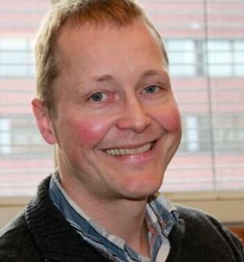 Pål Falnes (Foto: UiO)