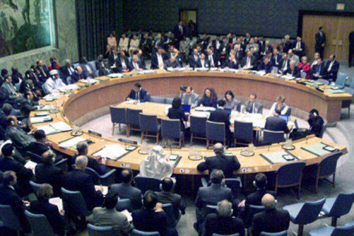FNs Sikkerhetsråd. (Foto: www.kremlin.ru)