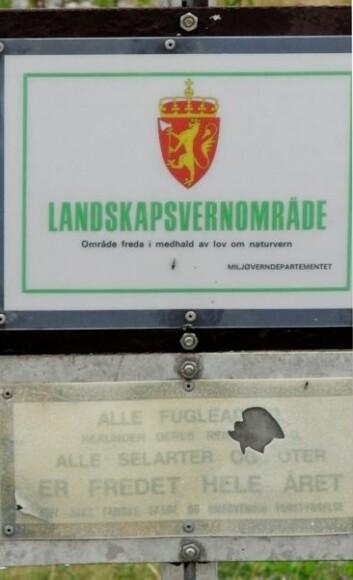 Froan ble vernet i 1973 - delvis som dyrelivsfredningsområde, delvis landskapsvernområde, delvis naturreservat. (Foto: Svein Frisvoll)