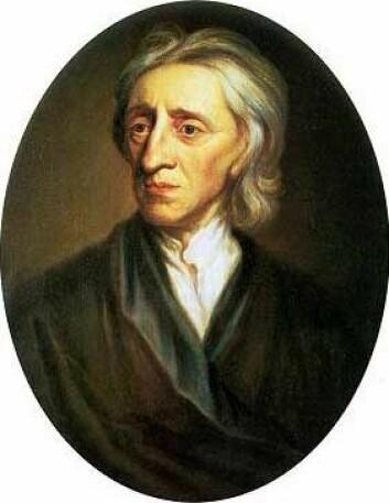 John Locke (1632-1704) (Portrett: Sir Godfrey Knell, 1697)