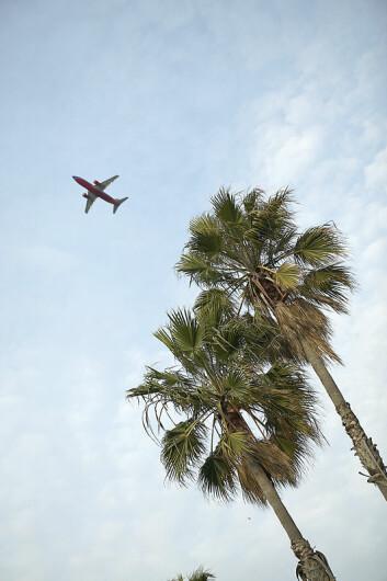 """""""At vestlige reisende blir mer bevisst på karbonutslipp og billettpriser kan være kritisk for små nasjoner som er totalavhengige av turisme. (Illustrasjonsfoto: www.clipart.com)"""""""