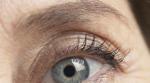 Øyner dobbelt synsløsning