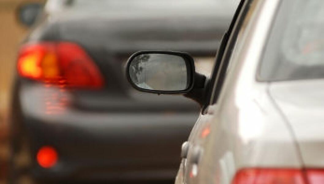På vei mot trafikksikkerhet