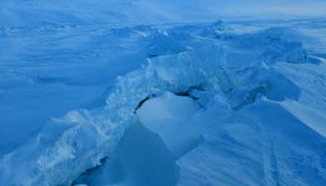 Antarktis.