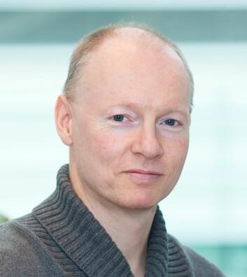 Harald Stenmark ved Senter for kreftbiomedisin på Radiumhospitalet.