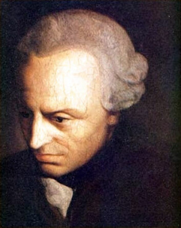 Immanuel Kant (1724-1804) (Ukjent kunstner)