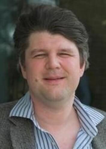 Forsker Knut Peder Heen disputerte ved NHH i 2009.