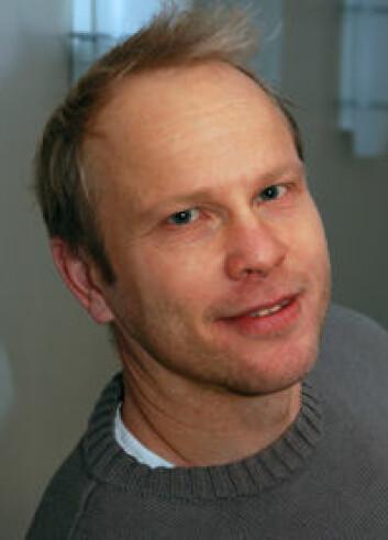 Magnus Sparrevik, fagleder for undervannsteknologi, instrumentering og overvåking ved NGI (Foto: NGI)