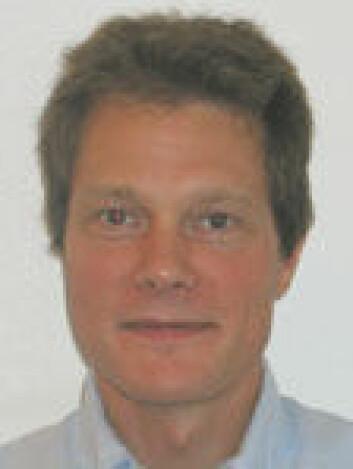 """""""Seniorforsker Arne Holst-Jensen"""""""