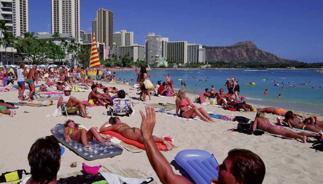 Turisme mot miljøkatastrofe