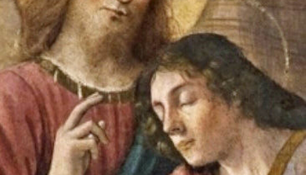 (Maleri: Domenico Ghirlandaio)