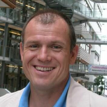 Postdoktor Hans Solli-Sæther ved Handelshøyskolen BI.