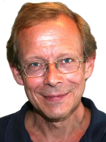 Knut H. Alfsen (Foto: CICERO)