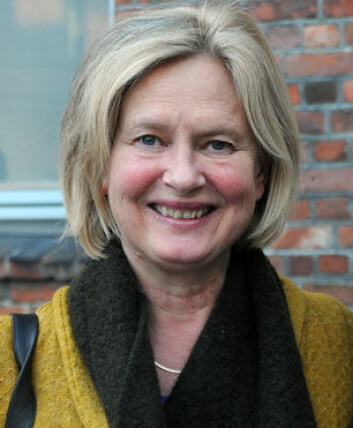 Mette Nergård, Høgskolen i Oslo.