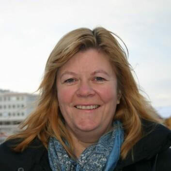 Marianne Helene Storjord etterlyser sterkere innslag av det samiske i samiske barnehager. I doktoravhandlingen sin finner hun at det er det norske som dominerer. (Foto: Birgit Røe Mathisen)