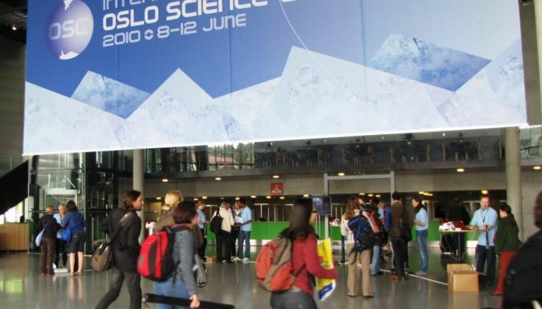 2000 deltakere skal registreres på Polarår-konferansen