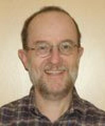 Martin Schlabach, seniorforsker ved NILU - Norsk institutt for luftforskning.