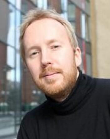 Jurist og stipendiat Knut Einar Skodvin meiner at terskelen for å intervenere er seinka med resolusjonen om å gå inn i Libya. (Foto: Åse Johanne Roti Dahl)