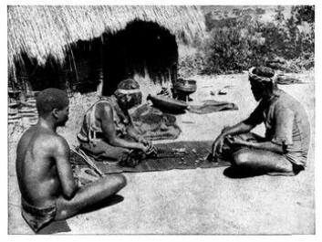 """""""Afrikanske hekser må ikke forveksles med de eksisterende helsedoktorer"""""""