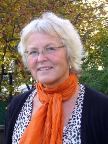 Harriet Bjerrum Nielsen. (Foto: Heidi Elisabeth Sandnes)