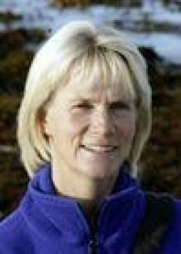 """""""Annika Hofgaard, forsker ved NINA."""""""