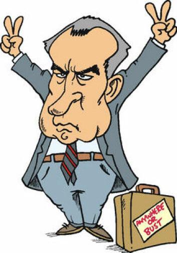 """""""Richard Nixon var presidenten som la ned USAs program for biologiske våpen."""""""