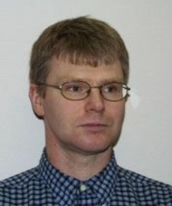 """""""Sikkerhetssjef Atle Valseth, Institutt for energiteknikk (IFE)."""""""