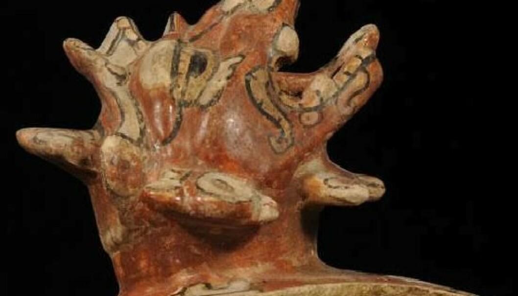 Fant mayakongegrav