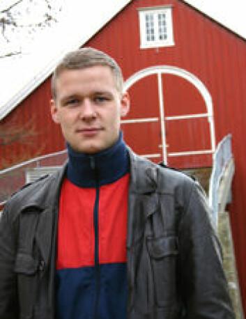"""""""Psykolog Bjarne Hansen forsker på tvangslidelser."""""""