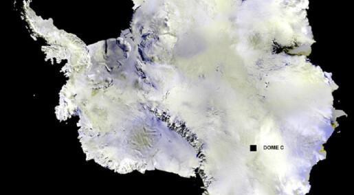 Antarktis under press