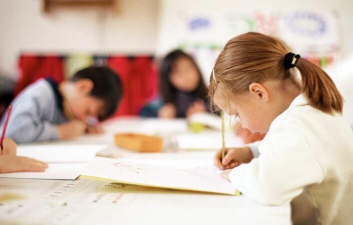 Tidlig leselæring kan avhenge mer av gener, dersom læreren er god, antyder en ny studie. (Foto: www.colorbox.no)